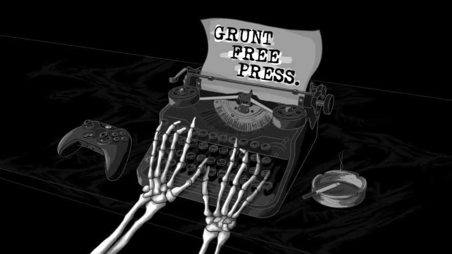 Grunt Free Press - Ear Shit
